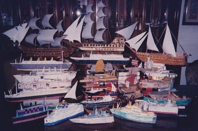 Imbarcazioni di carta