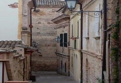 il borgo di Montesilvano colle
