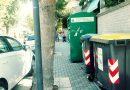 Cassonetti su marciapiedi da spostare