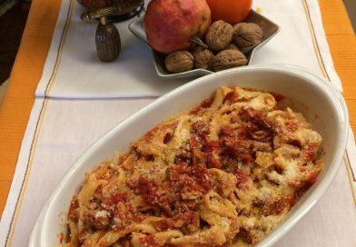 Le gustose ricette tradizionali di Gianna Nora Sersipe: la pasta alla mugnaia