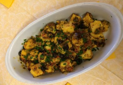 Le gustose ricette tradizionali di Gianna Nora Sersipe: polenta pasticciata casareccia