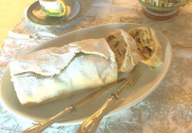 Le gustose ricette tradizionali di Gianna Nora Sersipe: lo strudel light