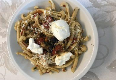 Le gustose ricette tradizionali di Gianna Nora Sersipe: spaccatelle alle erbe e sformato di fagiolini