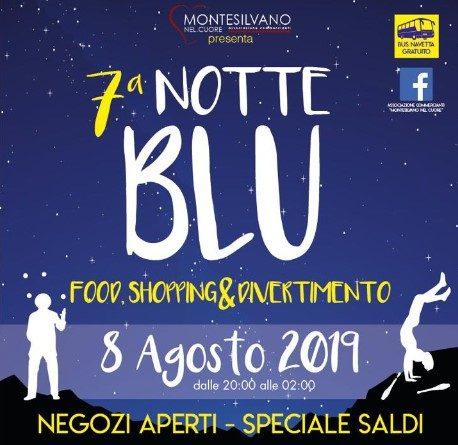 Notti blu 2019