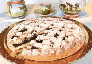 Le gustose ricette tradizionali di Gianna Nora Sersipe: crostata alle more