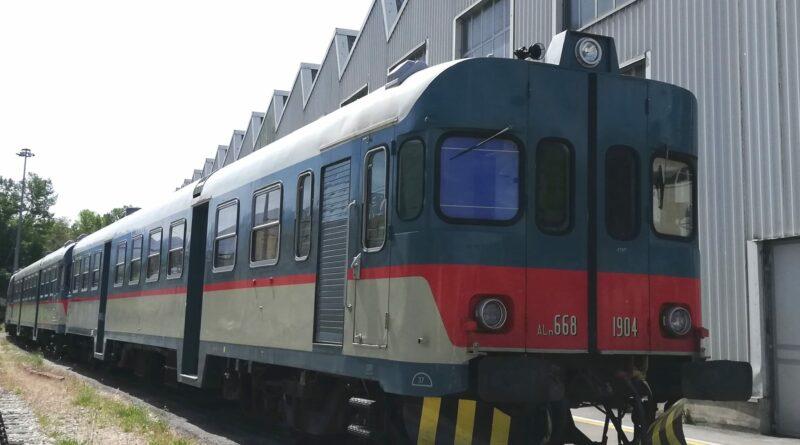 Treno turistico da Montesilvano a Roccaraso